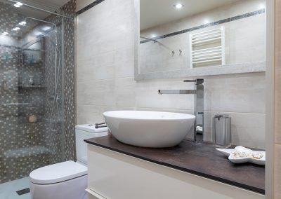 mueble de baño actual
