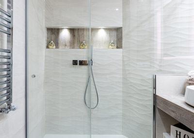 ducha de diseño