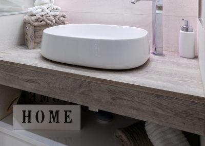 mueble moderno para baño